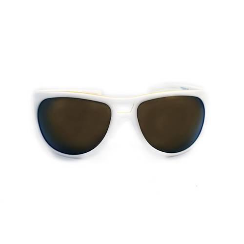 Gafas de sol negro-blanco 6130