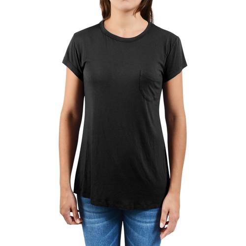 Camiseta Color Siete Para Mujer - Negro