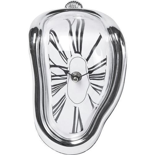 Reloj mesa Flow plata