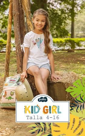 Menu Kid Girl 1