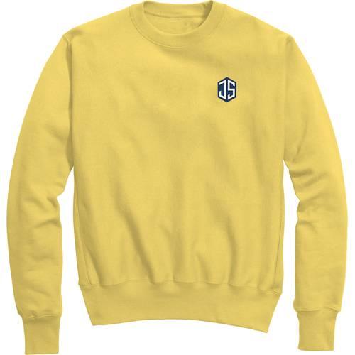Sueter Jack Supplies para Hombre  - Amarillo
