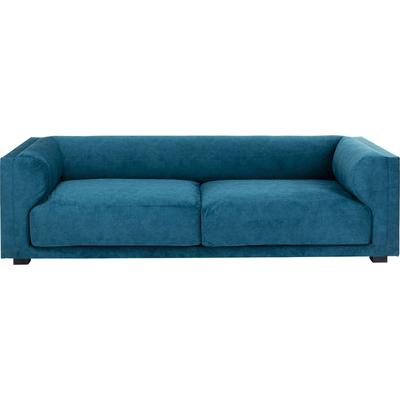 Sofá Brianza 3-pl. azul