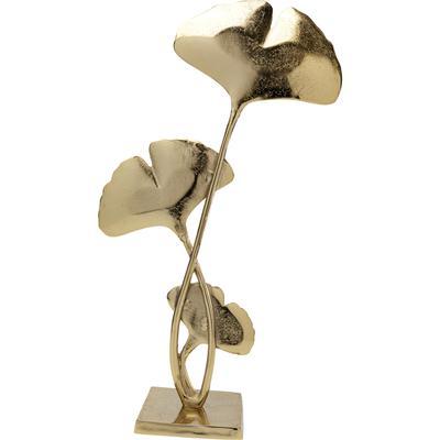 Objeto decorativo Ginkgo Leafs 70cm