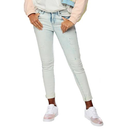 Jean Malibu Rosé Pistol Para Mujer - Azul
