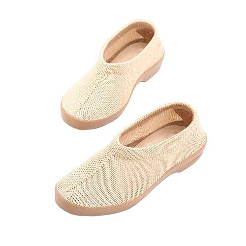 Zapatos Casual Beige
