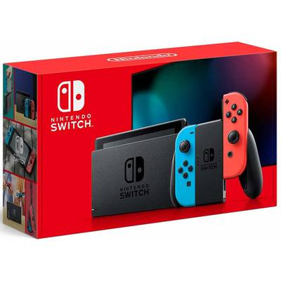 Consola Nintedo Switch Neon Nueva Version HAC-001(-01)