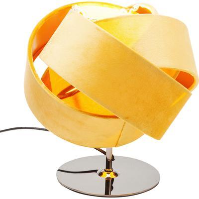 Lámpara mesa Knot naranja