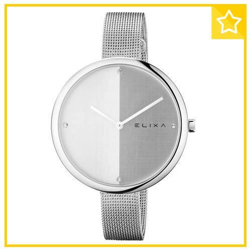 * Reloj Beauty Gris/Plateado 6-L424  - ELIXA