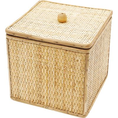 Caja  Bamboo Square 21x21cm