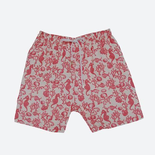 Pantaloneta Sea2 Slim Cut Estampado