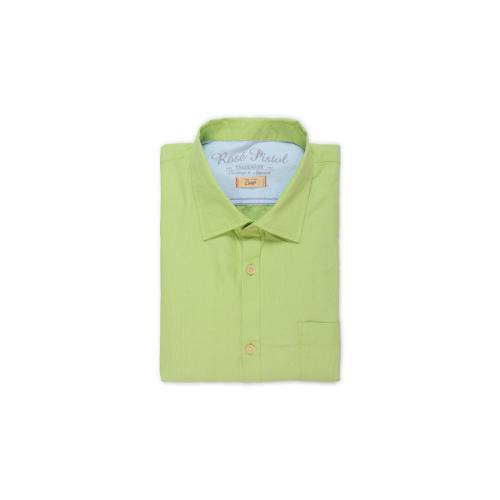 Camisa Manga Larga Rose Pistol para Hombre - Verde
