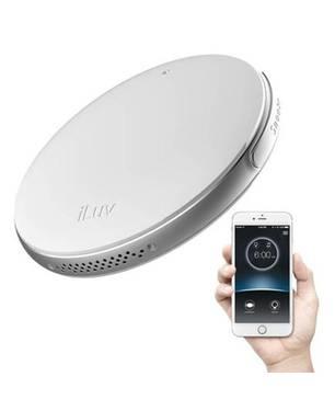Alarma Inteligente Bluetooth Smartshaker2 Blanco