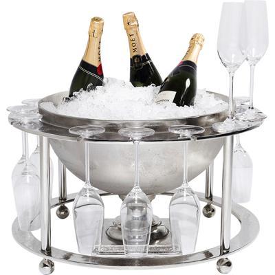 Enfriador botellas Champagne Time ( 2 piezas)