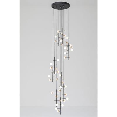 Lámpara Trapez 280cm