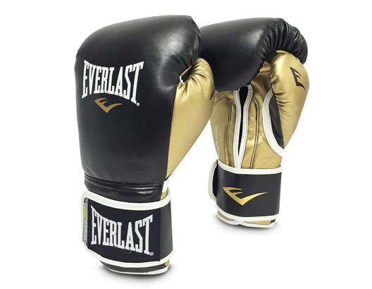 GUANTE POWERLOCK 14 OZ BK/GL EVERLAST