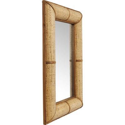 Espejo Bamboo 90x65cm