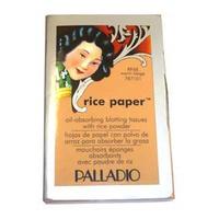 Palladio papel arroz