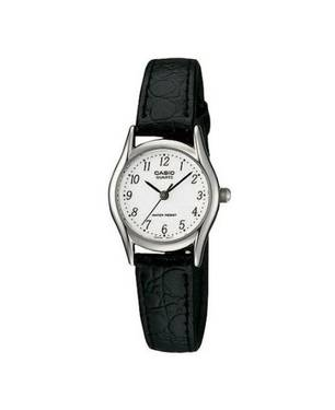Reloj análogo blanco-negro -7BR