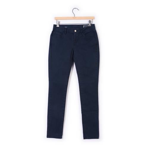 Pantalon Color Siete para Mujer - Azul