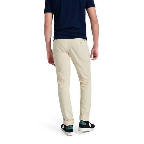 Pantalon a rayas Essex Color Siete para Hombre  - Beige