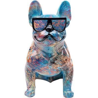 Figura decorativa Dog of Sunglass