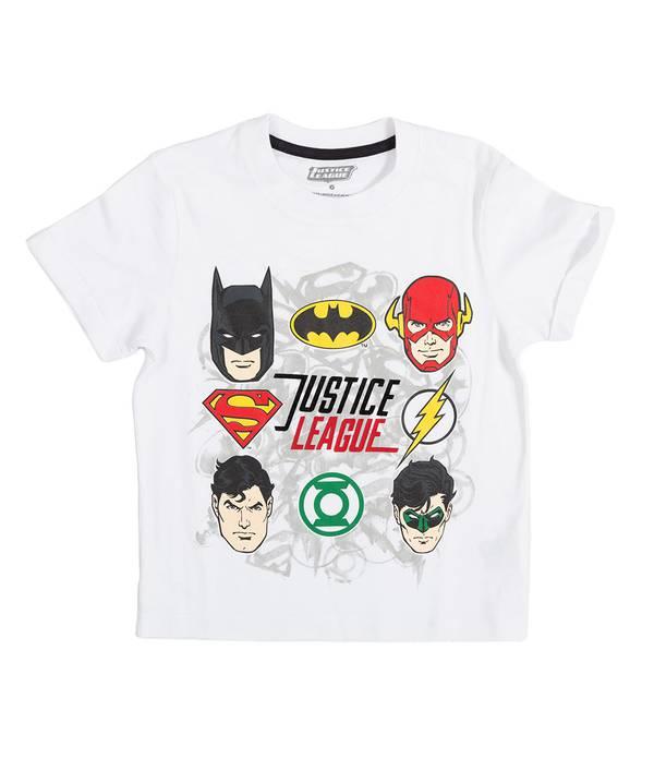 Camiseta Niño Justice League