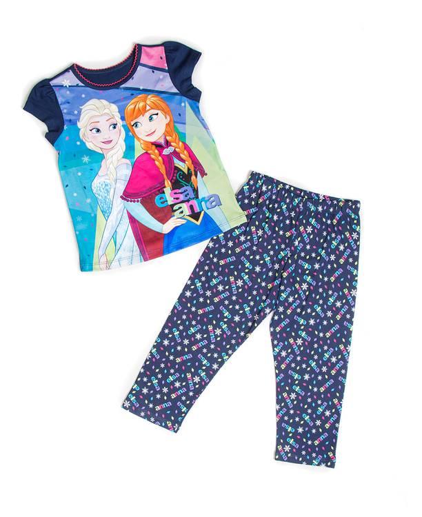 Pijama caminadora Frozen
