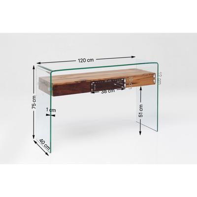 Consola Modern Nature 120x40cm
