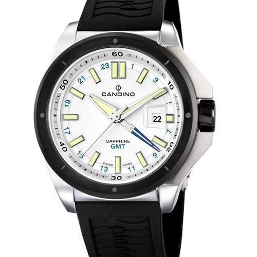Reloj negro-blanco 73-1
