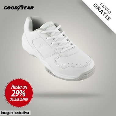 Goodyear Tenis Hombre y Mujer