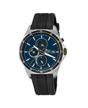 Reloj negro-azul 21-2