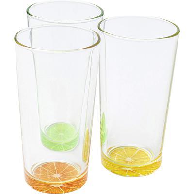 Vaso largo Lemonade (set/3)