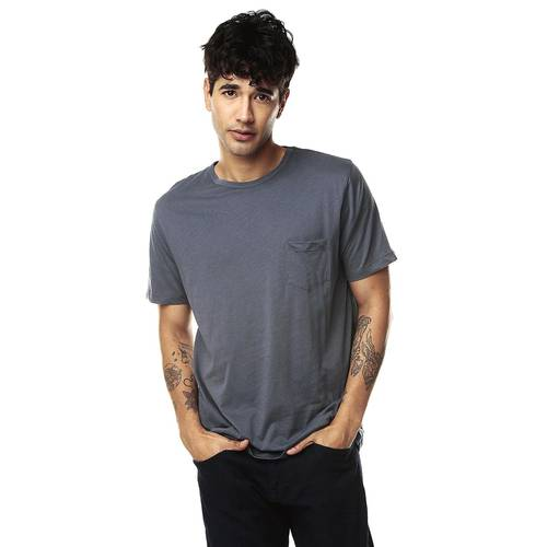 Camiseta Jack Supplies para Hombre-Gris