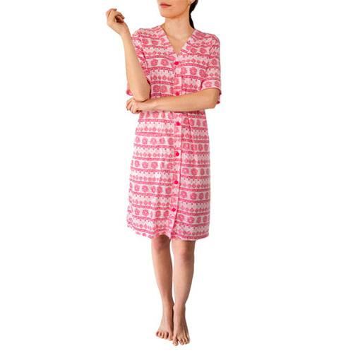 Pijama Tipo Batola 07-Ros Rosado - Marie Louise