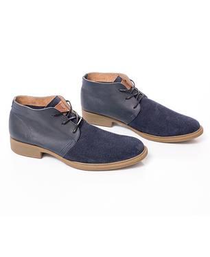 Zapatos Camerún Azul