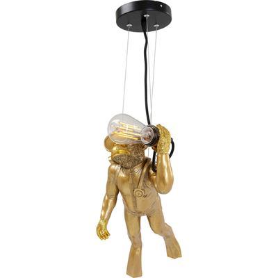 Lámpara Diver Monkey