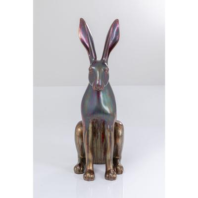 Objeto decorativo Rabbit 91cm