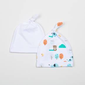 Gorro paquete x 2 Baby