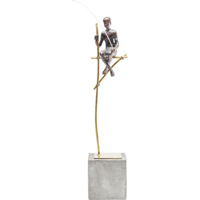 Figura decorativa Stilt Fisher Man 52cm