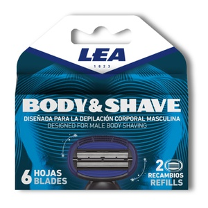 Repuesto Body and Shave