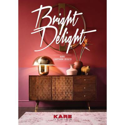 Folleto A5 BRIGHT DELIGHT 2018/19
