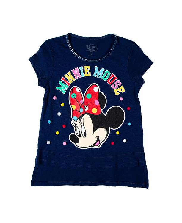 Camiseta Niña Minnie