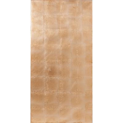 Cuadro Foil cobre 120x60cm
