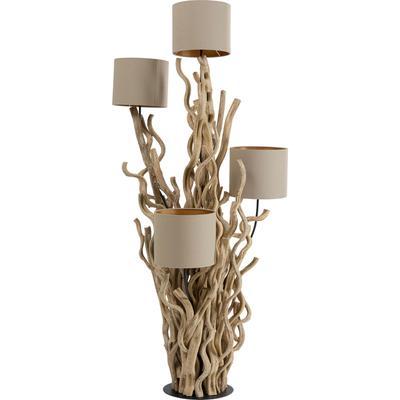 Lámpara pie Twisted Forest Natur 154cm