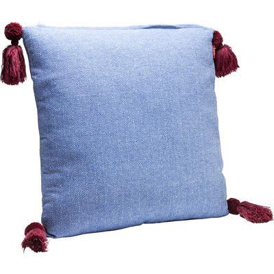 Cojines Louis Pop azul 50x50cm