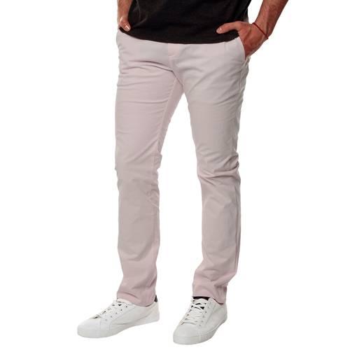 Pantalón Chelsea Color Siete Para Hombre  - Rosado