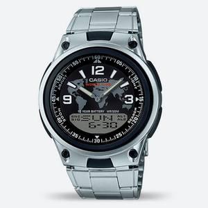 Reloj anadigi negro plateado 1A2V Geelbe en MODO OUTLET