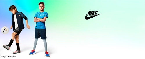Nike Tenis y Guayos Infantiles