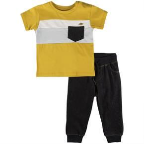 Conjunto pantalón - camiseta manga corta