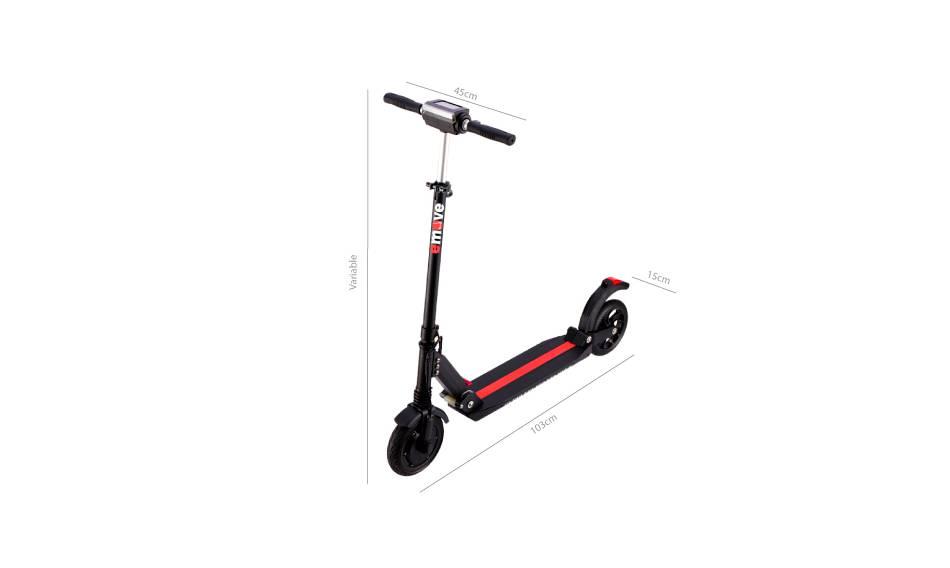 Scooter eléctrica Emove Road